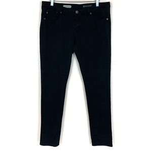 Ag Adriano Goldschmied Jeans - AG Black The Legging Super Skinny Jeans